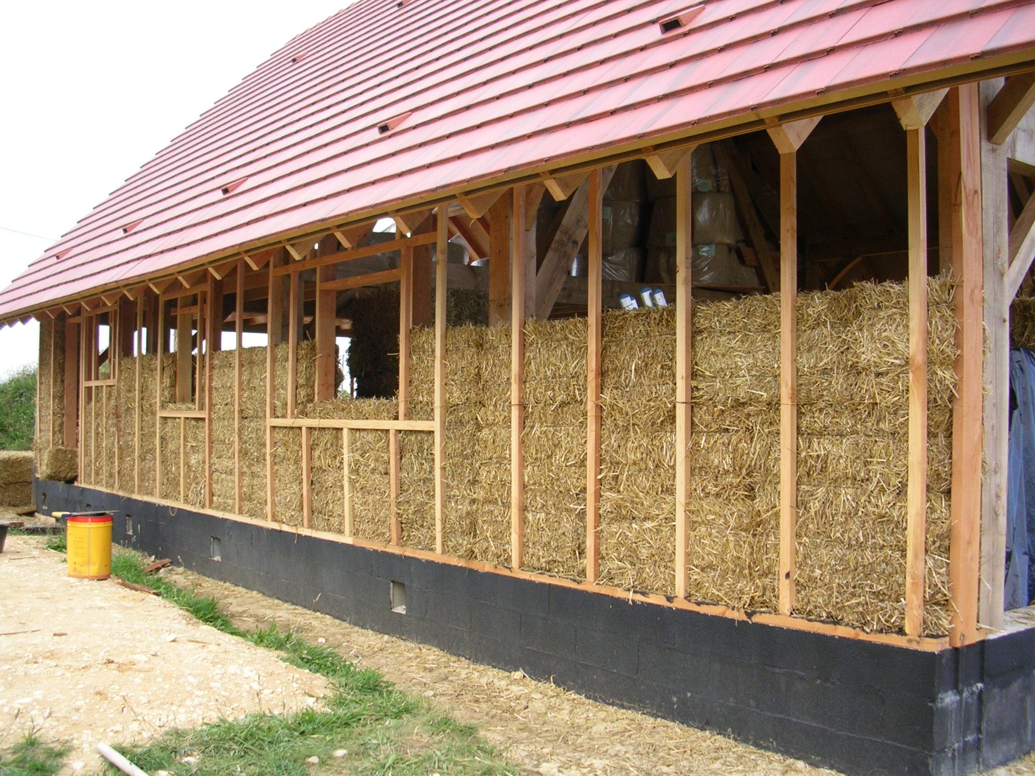 Cout maison bois paille segu maison for Cout construction maison en bois